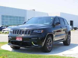 2016 Jeep Grand Cherokee SRT! 6.4L V8! Luxury!