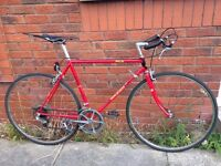 Raleigh ACE Road Bike (rider's height: 165 - 180 cm)