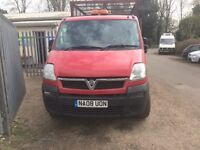 Vauxhall Movano Cage Tipper For Swap. What have you?