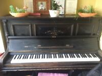 Upright German Piano
