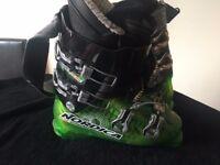 nordica ski boots 8 - 8.5UK