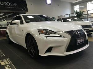 2014 Lexus IS 350 F-Sport Premium
