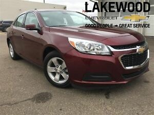 2015 Chevrolet Malibu LT 1LT (ECO Mode, Bluetooth, Colored Touch Edmonton Edmonton Area image 1