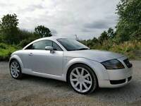 Audi TT 1.8 20v Turbo 180bhp QUATTRO! ONLY 78000 MILES! FULL SERVICE HISTORY! FULL YEARS MOT!