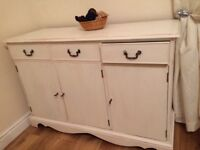 Lovely hand painted cupboard