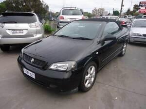 2002 Holden Astra Convertible Mentone Kingston Area Preview