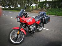 Great condition, heated grips, BMW panniers