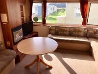BUY NOW PAY 2018! Static Caravan For Sale on Family Park in Northumberland (NO SITE FEES UNTIL 2019)