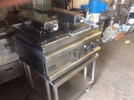 Clam Grill Lincat OPUS 7210 Excellent Condition With Stand 3 Phase Cost £6500 New Plus Vat, BARGAIN