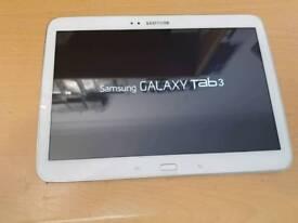 samsung galax Tab 3 .16gb 10.1 inch