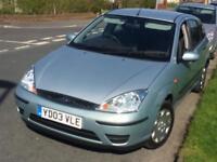 2003 03 Ford Focus 1.4 Cl Petrol
