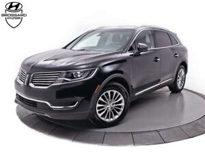2016 Lincoln MKX Reserve CUIR TOIT MAGS GPS