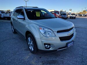 2013 Chevrolet Equinox LTZ INCREDIBLY LOW KM One Local Owner Sarnia Sarnia Area image 3