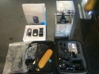 Go Pro and accessories