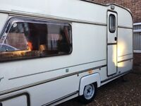 1989 ABI Transtar. 2 Berth - exceptional condition. Ready to use, lots of extras