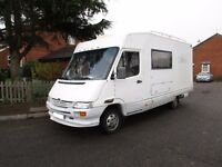 Laika Ecovip 400i Four Berth Motorhome with End Kitchen and End Washroom with many extras for sale