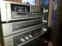 Pioneer stereo ta-110L ct-110