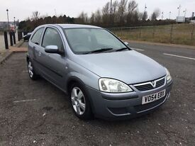 54 VAUXHALL CORSA 998cc ENERGY 3 DOOR. SPECIAL ADDITION.
