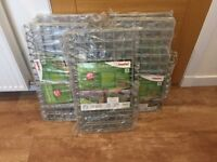 6 No. Powapost Gabion Baskets - Brand New - Great Buy!