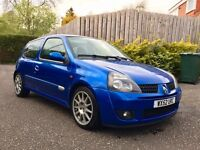 RenaultSport Clio 172 Cup for sale