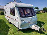 2004 Elddis Avante 505 Caravan with Awning