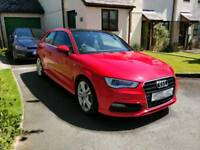 Audi A3 S-Tronic S-Line 1.8 TFSI, Panormaic Sunroof, Cruise Control...