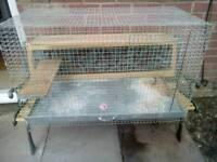 Chinchilla chipmunk degu cage