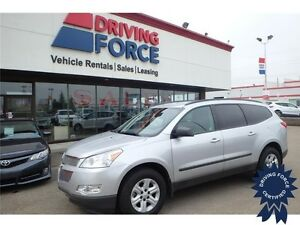 2011 Chevrolet Traverse LS Satellite Radio, 8 Seater, 132,000 KM