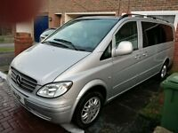 Mercedes-Benz Vito 2.1 111 CDI Traveliner Extra Long Bus 5dr (9 Seats)