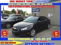 2014 Chevrolet Cruze LT*PHONE CONNECT BLUETOOTH*TOUCH SCREEN*WI