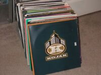 """120 x 12"""" 1990's House Music Vinyl Collection. UK / EURO / US HOUSE!"""