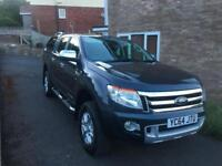 2014 Ford Ranger 3.2 Limited
