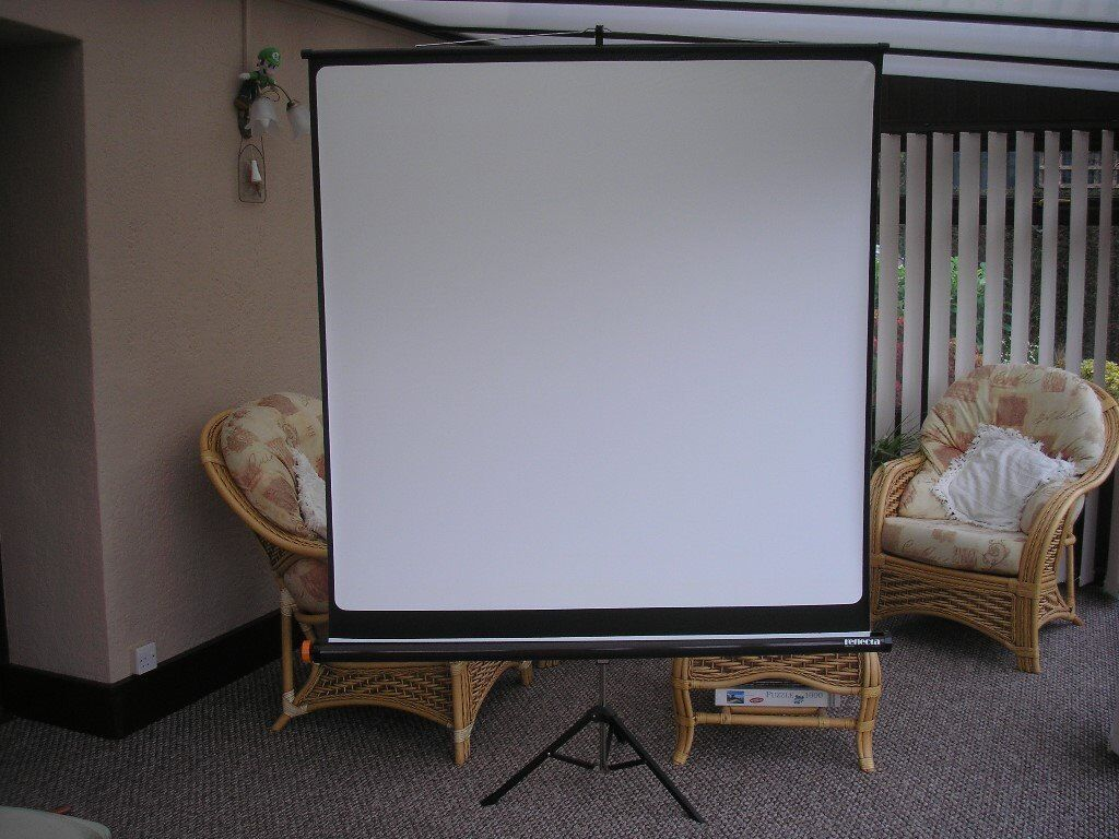 Reflecta Projector Screen
