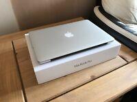 Apple MacBook Pro (early 2015) with Retina Display
