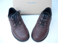 Rockport World Tour (Brown) Shoes Size 7.5