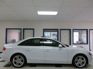 2013 Audi A4 2.0 TURBO QUATTRO PREMIUM PLUS GPS NAVIGATION !