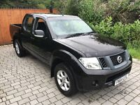 Nissan navara visia 2.5dci 2014 25,000 warranted miles 1 owner from new
