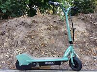 Scooter Razor RX200 Electric Scooter Used Good Condition