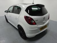 Vauxhall Corsa LIMITED EDITION (white) 2012-03-23