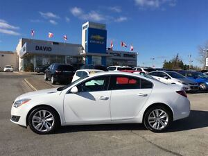 2016 Buick Regal 1SL LEATHER 2.0L TURBO 6 SPEED AUTOMATIC BACKUP