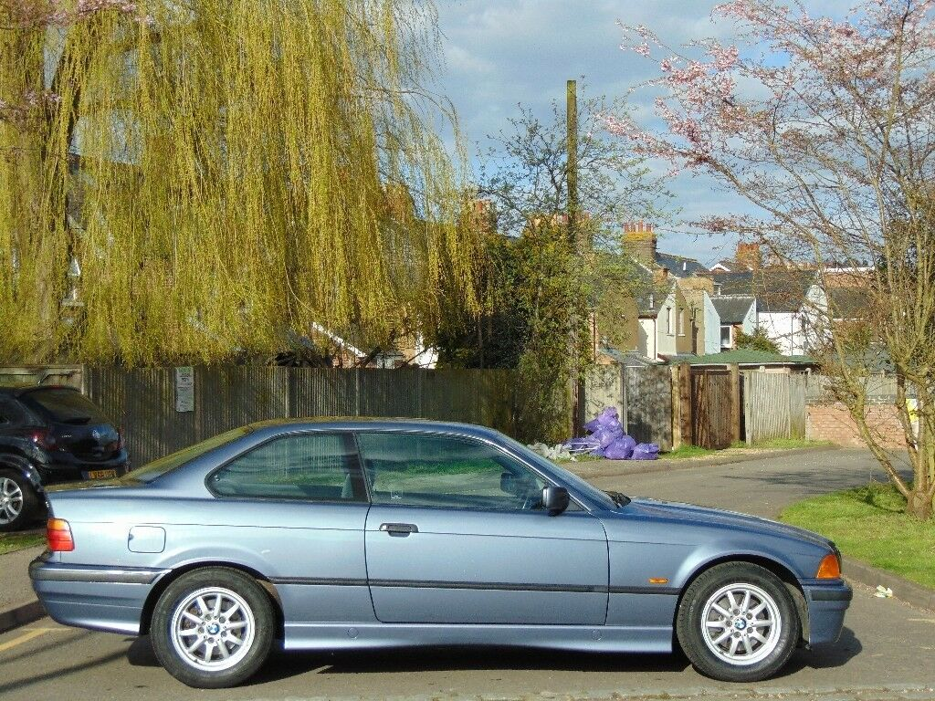 1998 BMW E36 318is COUPE MANUAL.. STUNNING ORIGINAL EXAMPLE + LOW OWNERS +  FSH