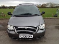 2006 Chrysler Grand Voyager 2.8l Automatic.