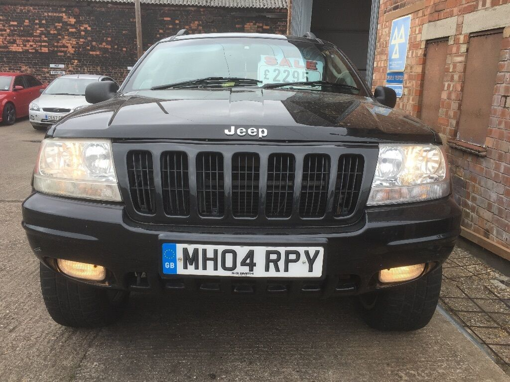 jeep grand cherokee limited 2 7 crd diesel 12 month mot. Black Bedroom Furniture Sets. Home Design Ideas