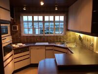 Miele Fitted Kitchen and Utility Room Furniture