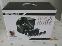 Hair Rollers - Corioliss Professional Heated Roller System - Rapid Heat - Easy to Use