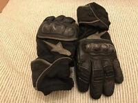 Alpine Jet Road 40 gram Gore-tex motorbike motorcycle gloves