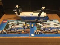 Lego 4439 - Heavy Air Lift
