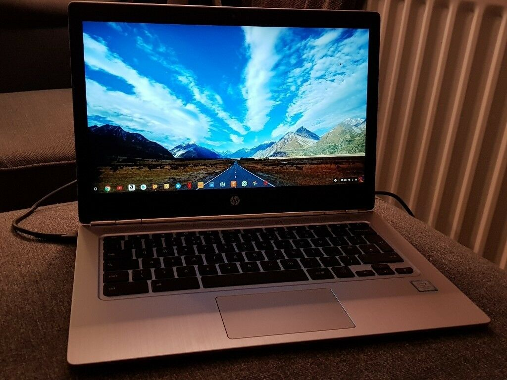 HP Chromebook 13. Intel Core m3, 4GB RAM, Backlit Keyboard