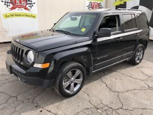 2015 Jeep Patriot High Altitude, Leather, Sunroof, 4x4