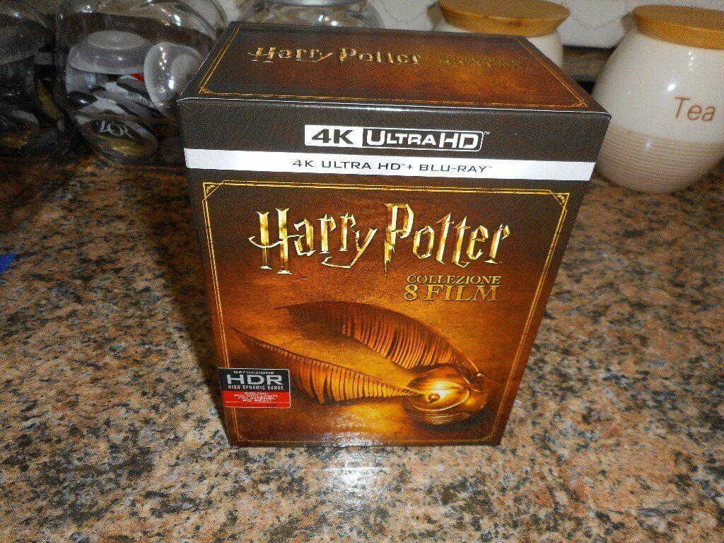 HARRY POTTER 4K UHD 16 DISC BOXSET | in Droylsden, Manchester | Gumtree